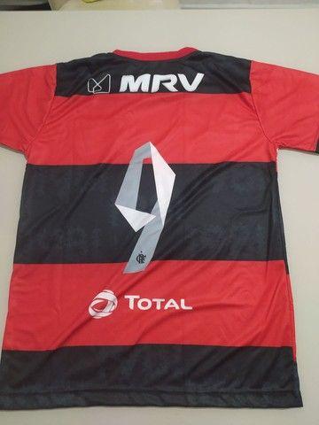 Camisa flamengo 2021 tamanho P, M,G e GG - Foto 2