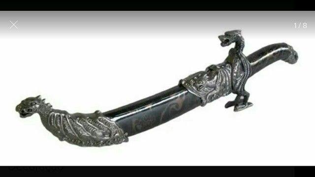 Espada dragão chinês - Foto 3