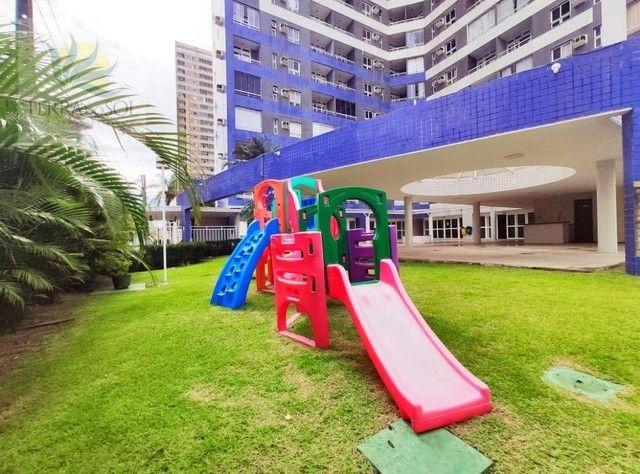Apartamento com 3 dormitórios à venda, 68 m² por R$ 275.000,00 - Papicu - Fortaleza/CE - Foto 6
