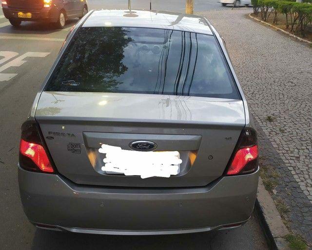 Oportunidade, R$ 2500 abaixo da tabela para vender rápido,  Fiesta sedan 1.6 Flex completo - Foto 6