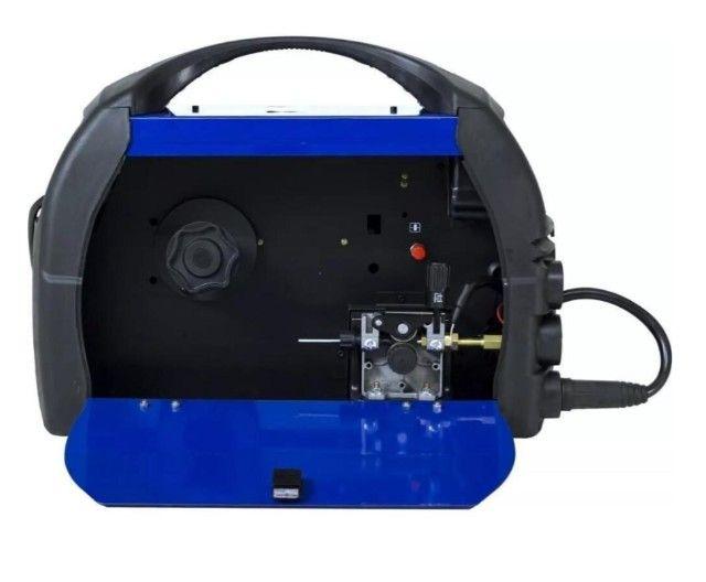 Máquina Inversora de Solda Migflex 160 Multi Processo 160A Bivolt Boxer - Foto 3