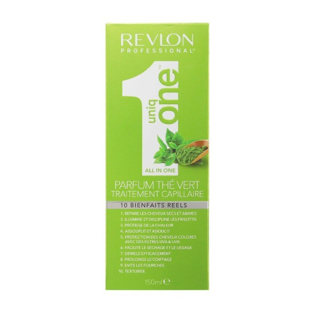 Revlon Uniq One All in One Green Tea - Leave In - 150ml - Foto 3