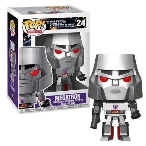 Funko Pop Transformers Megatron 24 - Foto 3