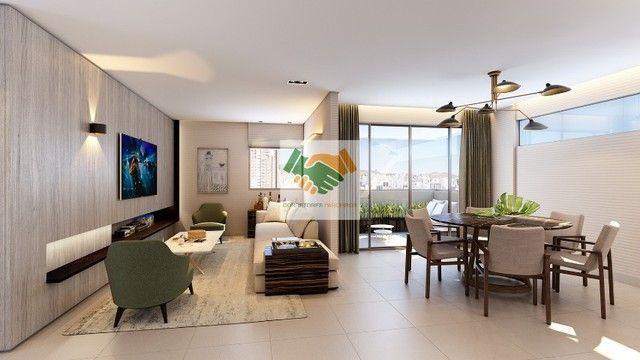 Novos apartamentos de luxo com 3 e 4 quartos à venda no bairro Funcionários em BH - Foto 8