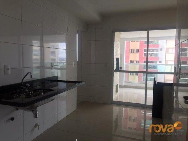 Apartamento à venda com 3 dormitórios em Residencial eldorado, Goiânia cod:NOV235809 - Foto 10