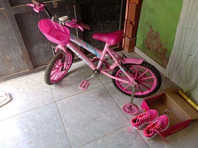 Bicicleta tênis - Foto 2