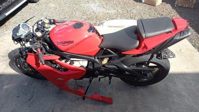 Moto Para Retirada De Peças/sucata Triumph Daytona 675 2006  - Foto 2