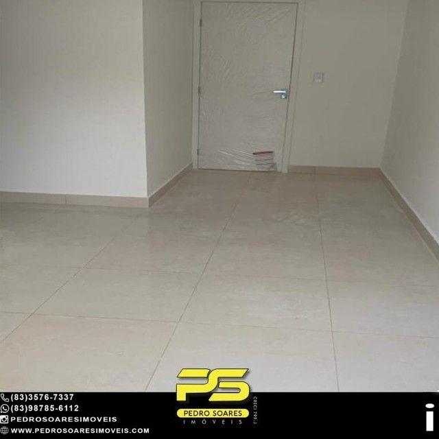 Apartamento com 2 dormitórios à venda, 50 m² por R$ 195.000 - Bancários - João Pessoa/PB - Foto 8