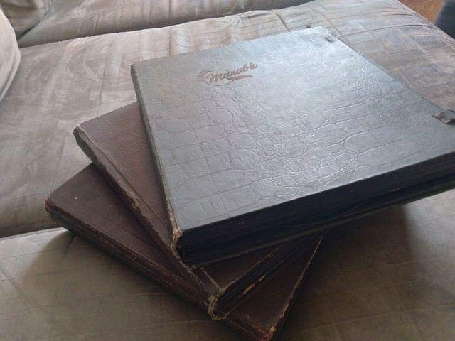 3 álbuns com 32 discos de 72 rotações em Carnaúba - Samba, Bolero, Frevo, Choro e etc.  - Foto 3