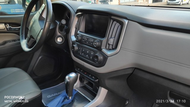 S10 LTZ DIESEL 4*4 Automático 2017  - Foto 4