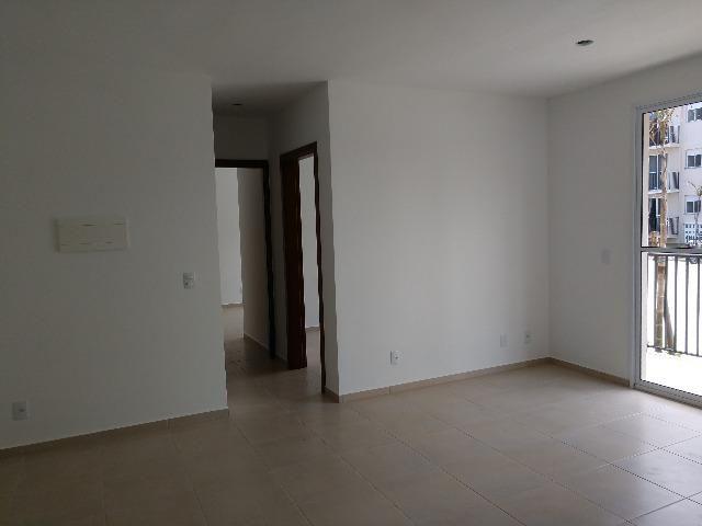 Apto novo de 2 quartos para aluguel