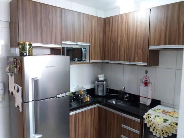 Abrolhos - AP. 01 Quarto com armários, Nascente - Águas Claras