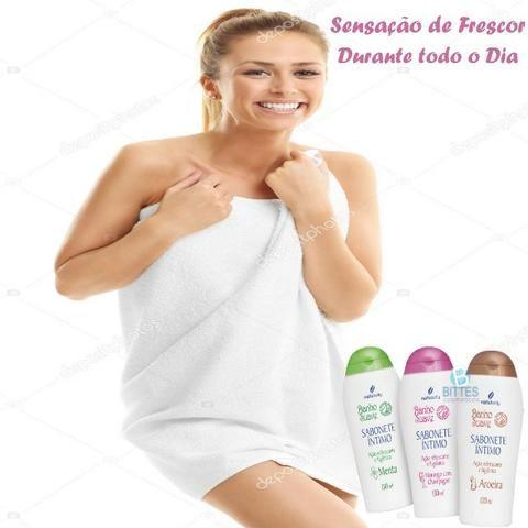 Shampoo Íntimo - 130 ml Natubelly Cada a Sua Escolha - Foto 3