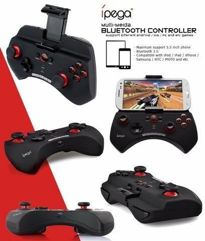 Controle Joystick Bluetooh para Jogos - Foto 2