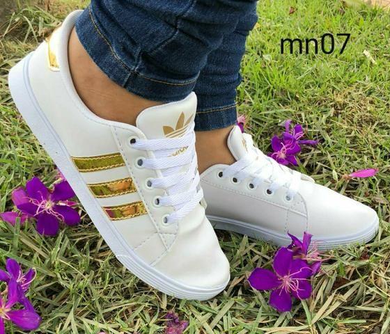 620ff6670a Lindos Tenis Adidas Por Apenas 45,00! - Roupas e calçados ...