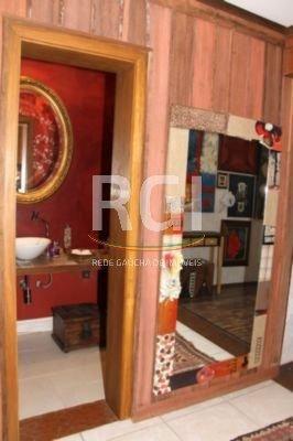 Casa de condomínio à venda com 5 dormitórios em Belém novo, Porto alegre cod:FE3243 - Foto 14