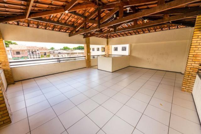 Apartamento no bairro Henrique Jorge com 3 quartos, garagem, playground - Foto 5