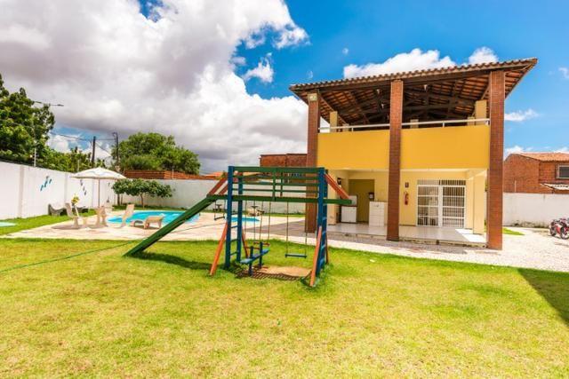 Apartamento 3 quartos na Maraponga - piscina, salão de festas, playground - Foto 3