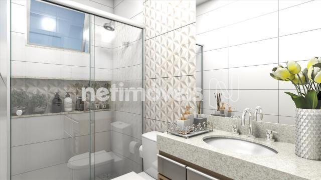 Casa de condomínio à venda com 2 dormitórios em São joão, Betim cod:731529 - Foto 5