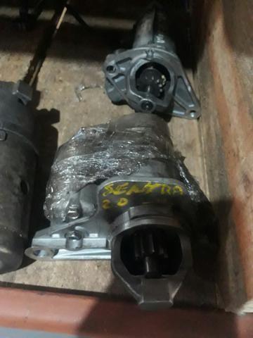 Motor de arranque Nissan Sentra 2.0