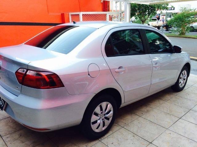 Vw - Volkswagen Voyage 2013 g6 1.6 flex completo, carro muito novo !!!! - Foto 6