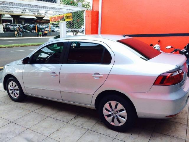Vw - Volkswagen Voyage 2013 g6 1.6 flex completo, carro muito novo !!!! - Foto 3