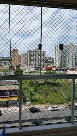 Ótimo Apartamento 3 Quartos com Suíte no Condomínio Buganville em Morada de Laranjeiras - Foto 17