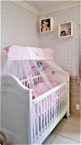 Ótimo Apartamento 3 Quartos com Suíte no Condomínio Buganville em Morada de Laranjeiras - Foto 5