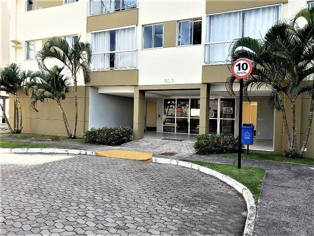 Ótimo Apartamento 3 Quartos com Suíte no Condomínio Buganville em Morada de Laranjeiras - Foto 3