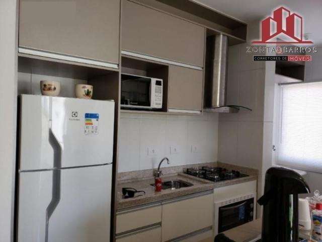 Apartamento à venda com 2 dormitórios em Estados, Fazenda rio grande cod:AP00003 - Foto 6