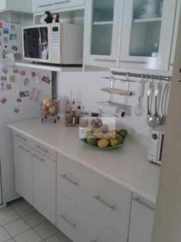 Apartamento residencial à venda, conjunto residencial irai, suzano. - Foto 7