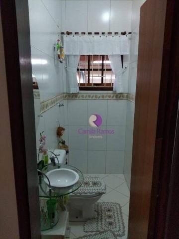 Sobrado com 3 dormitórios à venda, 160 m² - Jardim Imperador - Suzano/SP - Foto 17