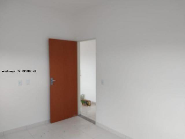 Casa para venda em várzea grande, canelas, 2 dormitórios, 1 banheiro, 2 vagas - Foto 7