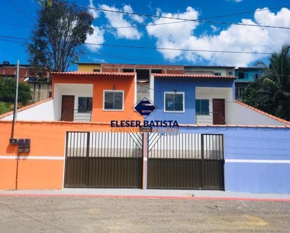 Casa à venda com 2 dormitórios em Casa macafé, Serra cod:CA00100