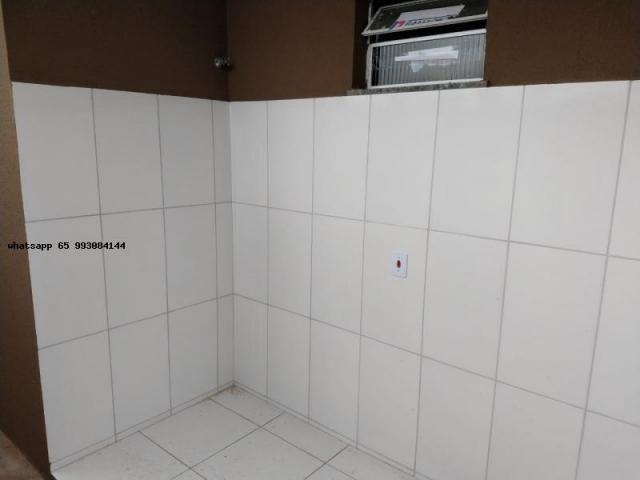 Casa para venda em várzea grande, canelas, 2 dormitórios, 1 banheiro, 2 vagas - Foto 3