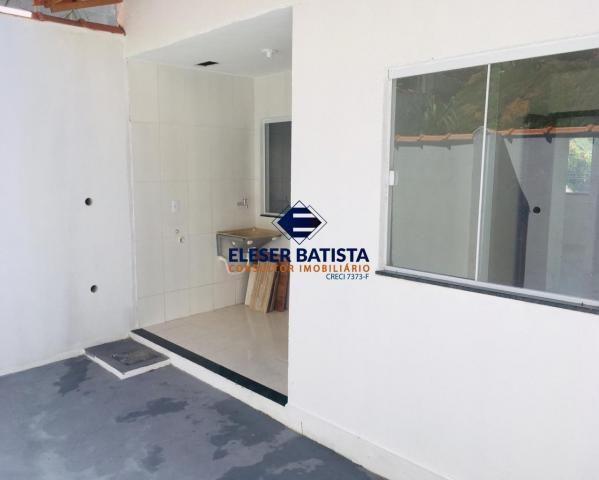 Casa à venda com 2 dormitórios em Casa macafé, Serra cod:CA00100 - Foto 3