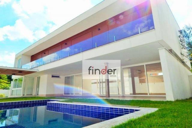Casa de condomínio à venda com 4 dormitórios em Jardim cordeiro, São paulo cod:CA0777