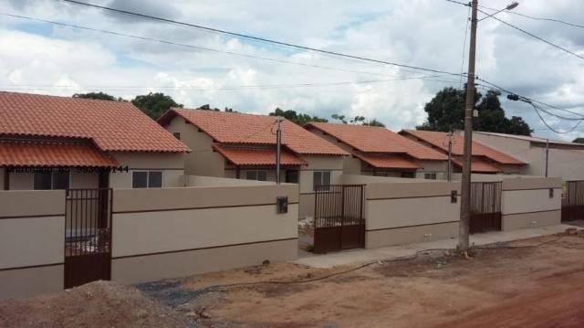 Casa para venda em várzea grande, novo mundo, 2 dormitórios, 1 banheiro, 4 vagas - Foto 12
