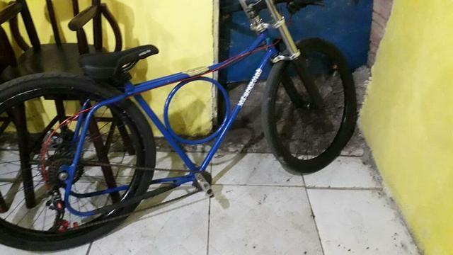 Bike barra rebaixada