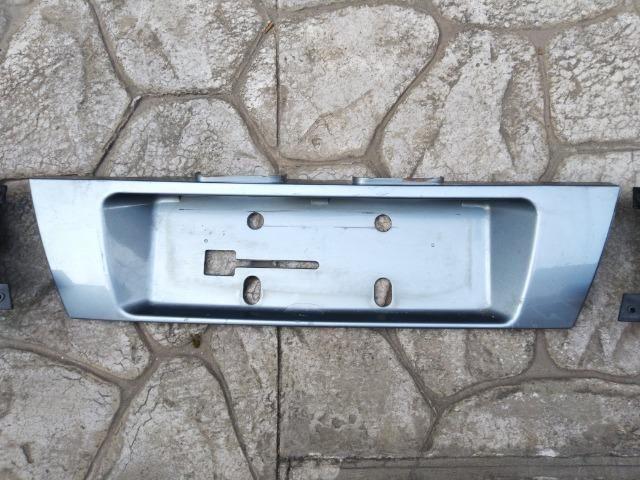 Tampa traseira + Lanternas Arteb + Aplique Moldura placa Santana G3 - Foto 11