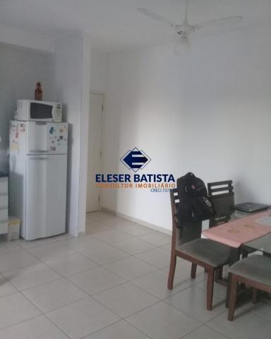 Apartamento à venda com 2 dormitórios em Condomínio sevilha, Serra cod:AP00188 - Foto 2