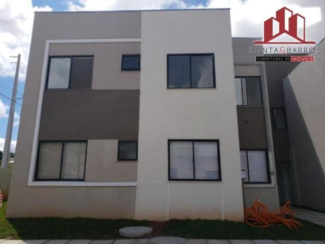Apartamento à venda com 2 dormitórios em Estados, Fazenda rio grande cod:AP00003 - Foto 2