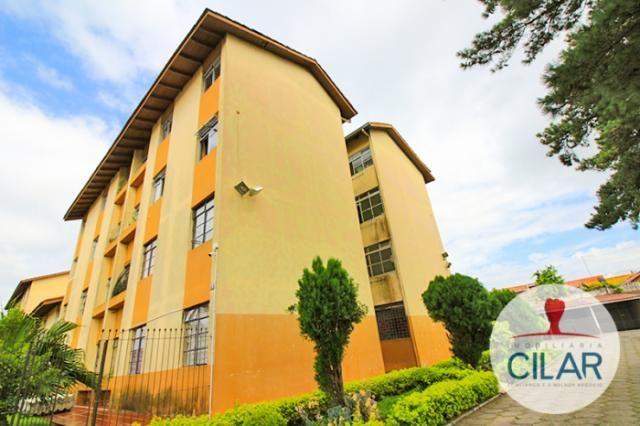 Apartamento à venda com 2 dormitórios em Cidade industrial, Curitiba cod:9352.001