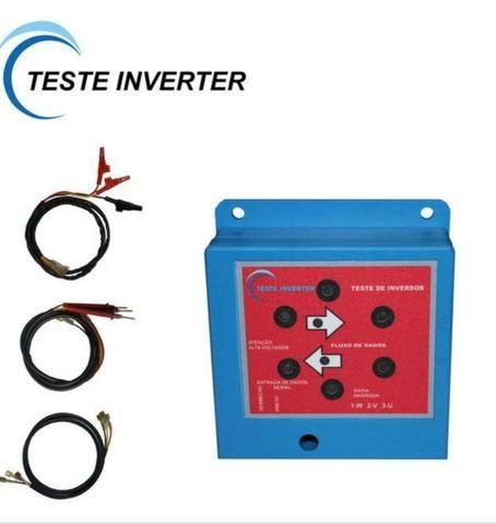 Teste inverter