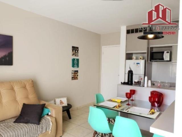 Apartamento à venda com 2 dormitórios em Estados, Fazenda rio grande cod:AP00003 - Foto 3