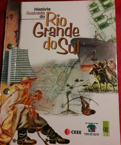 Livro Rio Grande do Sul