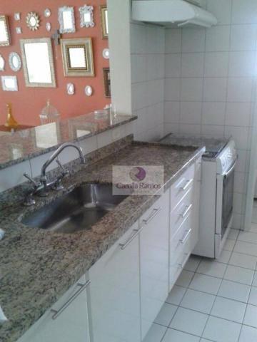 Apartamento residencial à venda, conjunto residencial irai, suzano. - Foto 8