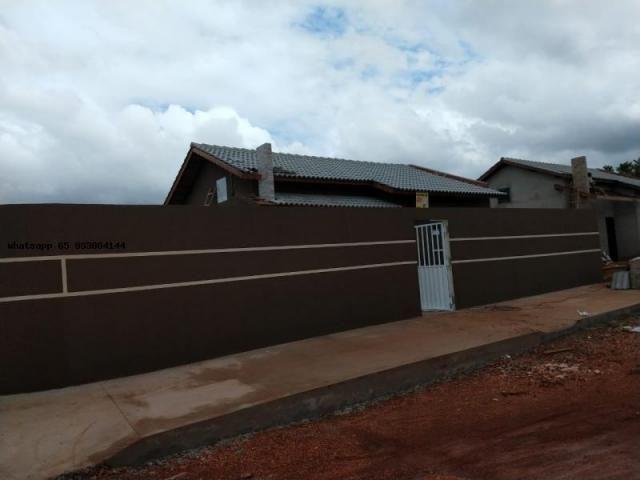 Casa para venda em várzea grande, canelas, 2 dormitórios, 1 banheiro, 2 vagas - Foto 20