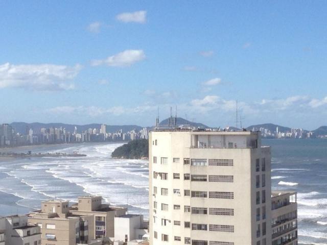 Apartamento à venda com 1 dormitórios em Praia dos milionários, São vicente cod:AP00651