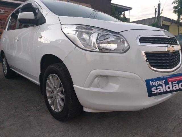 Chevrolet spin 2014 aprovo sem Entrada - Foto 4